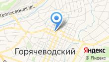 Казачья средняя общеобразовательная школа №19 на карте