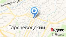 Окна БЕРТА-26 на карте