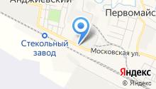 Ставропольский пивоваренный завод на карте
