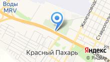 СпецТех-КМВ на карте