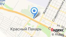Магазин кузовных деталей на карте