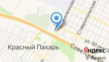 Станция технического обслуживания автомобилей, ЗАО на карте