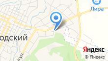 Кавминводская региональная ассоциация по защите прав потребителя на карте