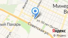 ServiceCompKMV на карте