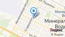 Бухгалтер-КМВ на карте
