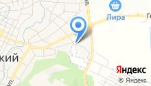 Сафо-КМВ на карте