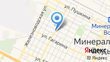 Кавказэлектросервис плюс на карте