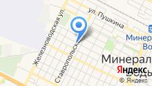 Магазин медтехники на карте