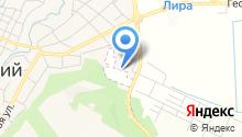 INTER-ТЕХНО на карте