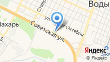 ROMA-PIZZA на карте