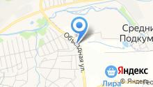 GPS-Next на карте