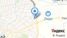 Академия маникюра Виктории Жировой на карте