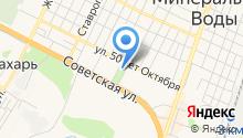 АКБ-Центр на карте