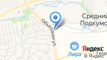 Магазин котельного оборудования на карте