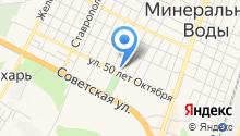 ЭКО сервис КМВ на карте