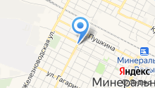 Service KMV на карте