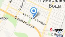 Фишка на карте