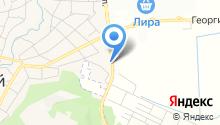 Forciym на карте
