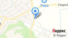 Магазин керамической плитки и кафеля на карте