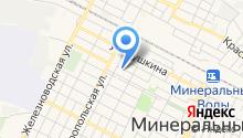 Ока-4П на карте