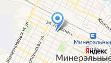 Детский сад №16, Красная шапочка на карте
