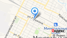Нотариус Окатова Л.В. на карте