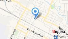 Расчетно-информационный центр на карте