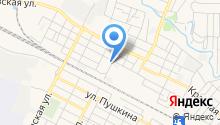 Уголовно-исполнительная инспекция Управление ФСИН России по Ставропольскому краю на карте
