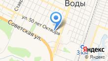 Mobile-Сервис на карте