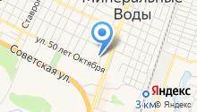 Бюро медико-социальной экспертизы №14 на карте