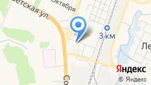 FRESH на карте