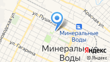 Финансовое управление Минераловодского городского округа на карте