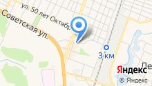 Стоматологический центр №1 на карте