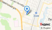 Национальный открытый институт г. Санкт-Петербург на карте