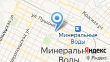 Нотариус Шумакова В.В. на карте