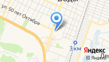 Автосервис Мин-Воды на карте