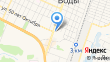 Адвокатский кабинет Деньгуб Д.А. на карте