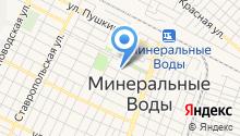 Адвокат Мельникова А.Ю. на карте