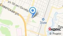 НООСФЕРА, ООО, краевой центр оценки, геодезии на карте