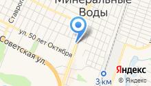 ВЕЛО-МИР на карте