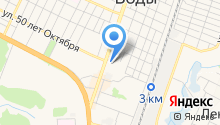 ШИН-СЕРВИС КМВ на карте
