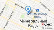 Адвокатский кабинет Симаченко Р.Г. на карте