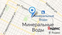 Коллегия адвокатов Ставропольского края на карте