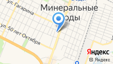 Потапыч на карте