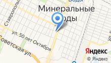 Разгуляй на карте