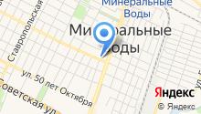Тенториум Вэлнес на карте