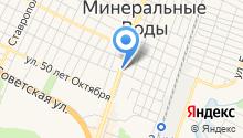 Альфа-Баланс на карте