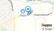 Десана на карте