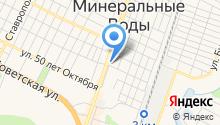 Микки на карте
