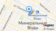 Магазин газовых счетчиков на карте